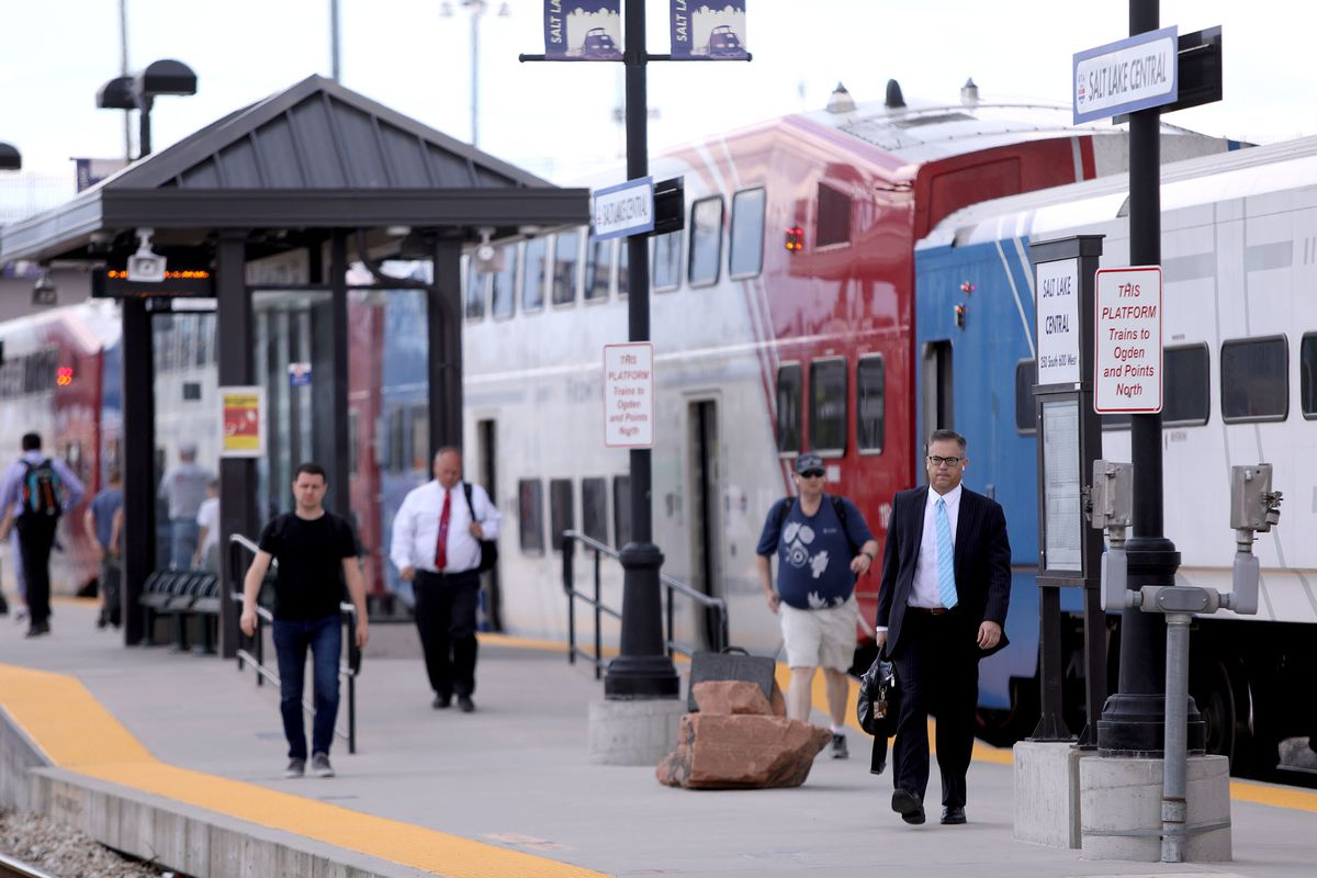 UTA will have limited service on Christmas, New Year's