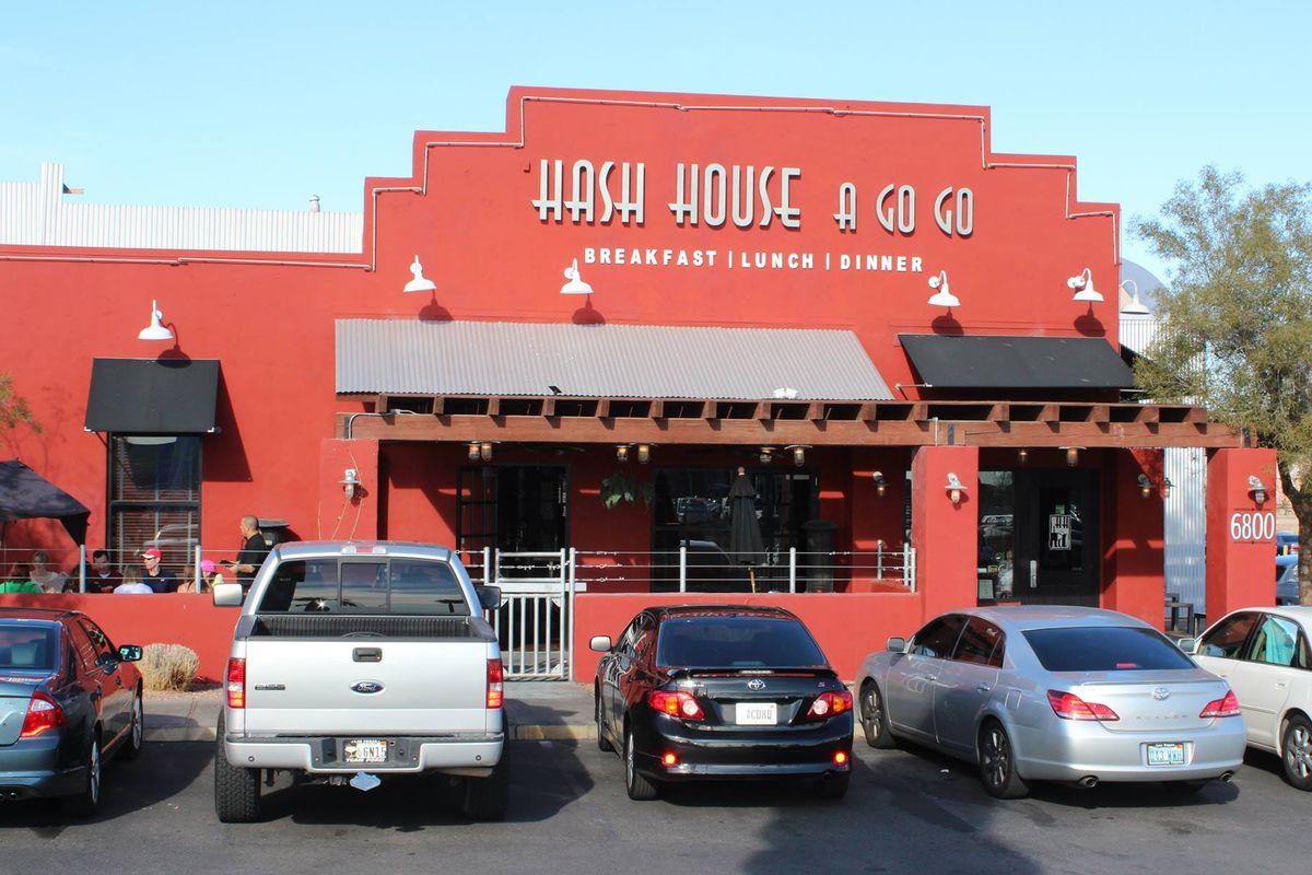 The Hash House A Go Go location on Las Vegas' West Sahara.