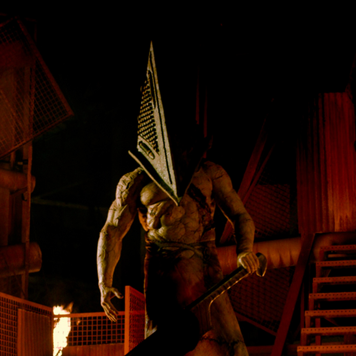 Wait Was Pyramid Head Trying To Help You In Silent Hill 2 Polygon