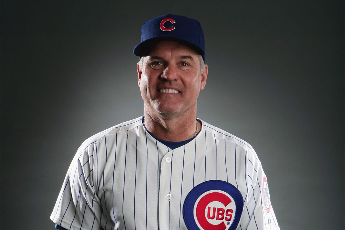 Will this man be the next Cubs manager?