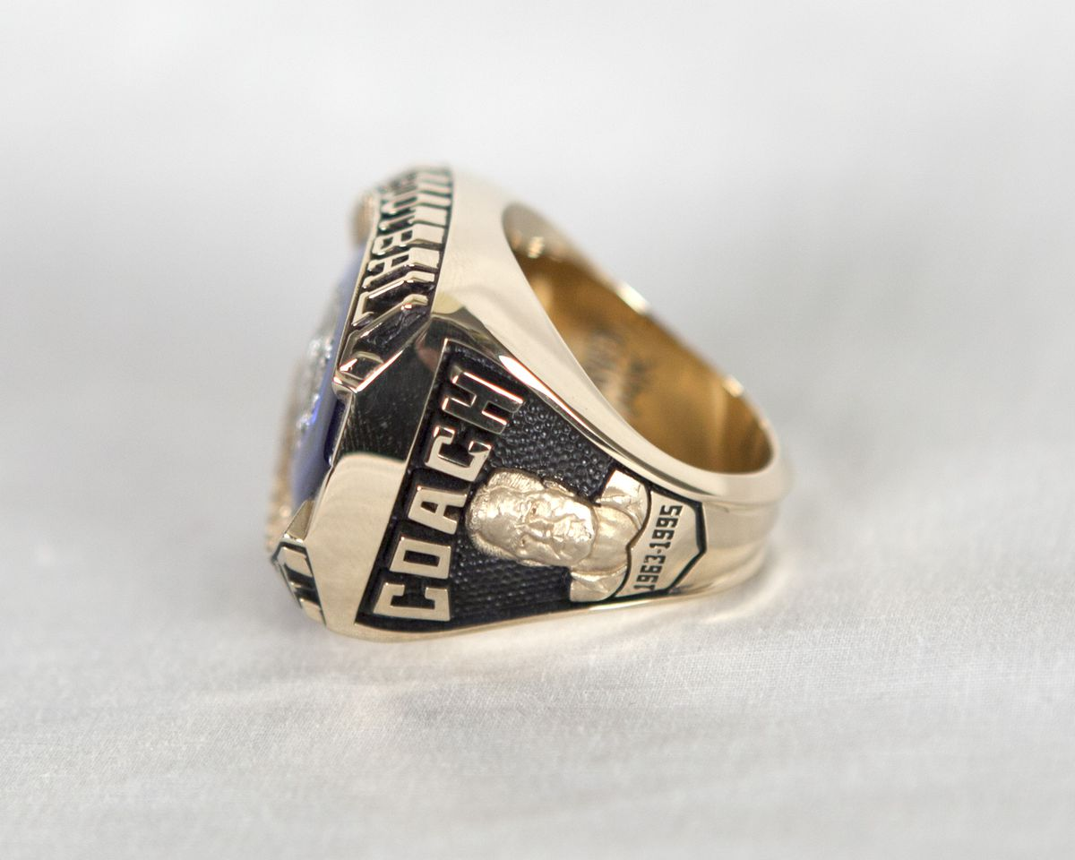 Don Shula's Hall of Fame Ring (Right View)