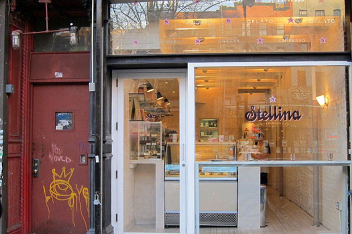 Stellina, NYC.