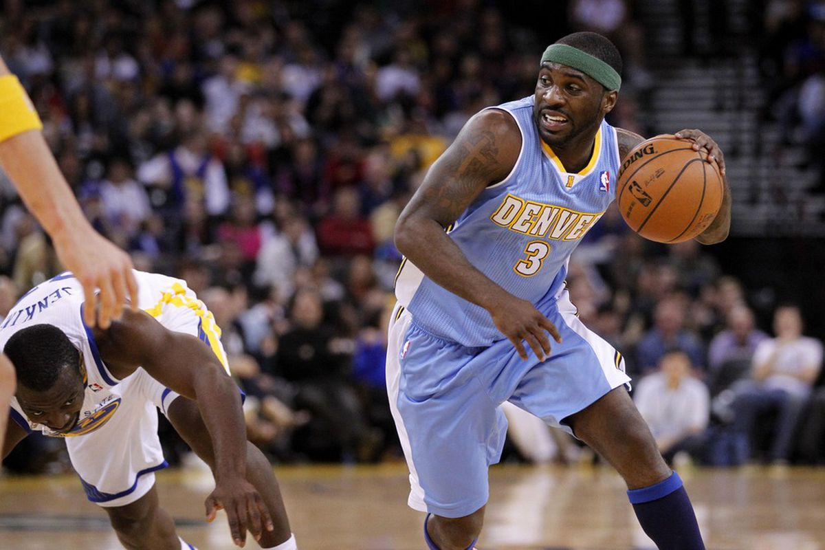 Ty Lawson needs more Lawesome.