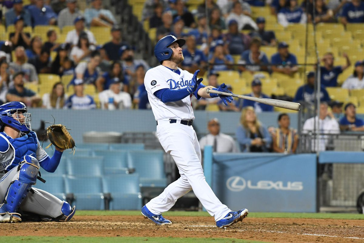 MLB: Toronto Blue Jays at Los Angeles Dodgers
