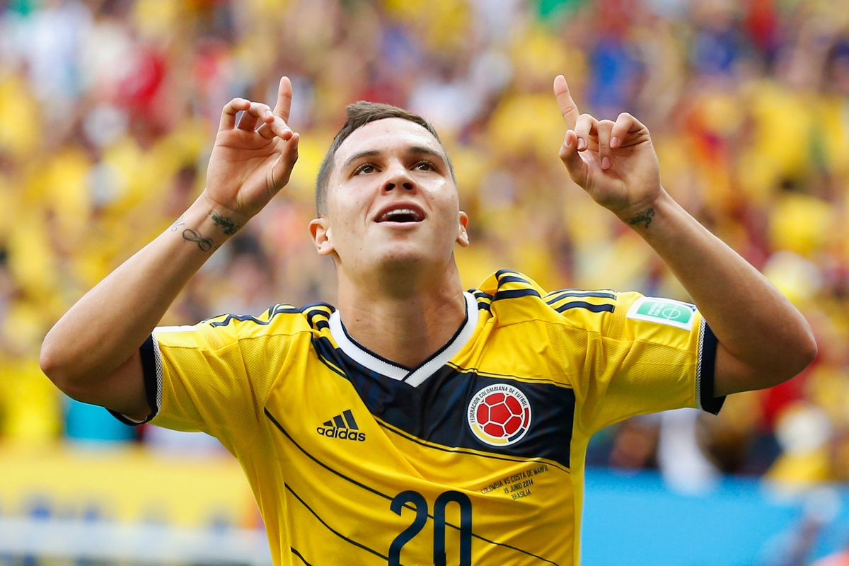 Colombia v Cote D'Ivoire: Group C - 2014 FIFA World Cup Brazil