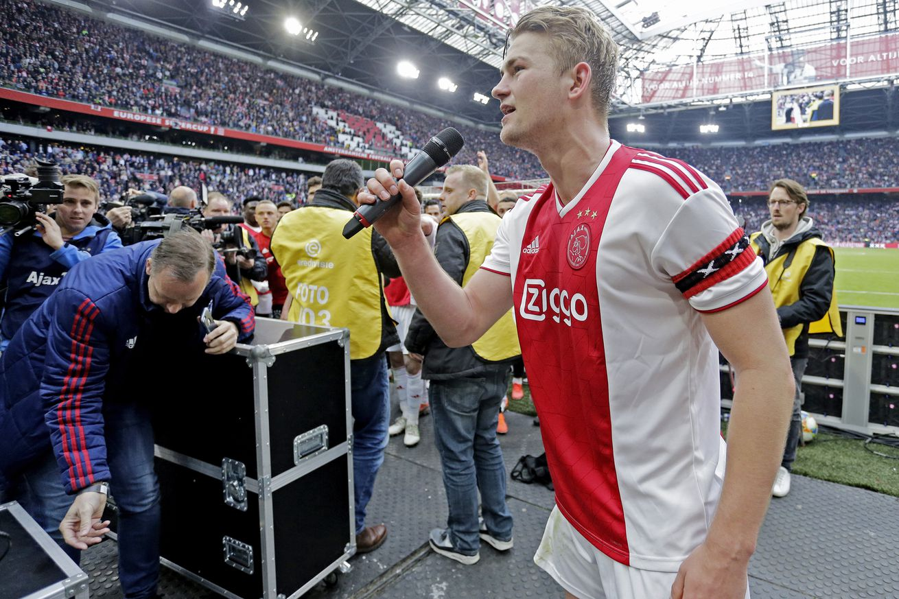 Daily Schmankerl: Matthijs De Ligt seems set for FC Barcelona; RB Leipzig and Bayern have not yet met on Timo Werner; James Rodriguez to play a role in Paul Pogba move; and MORE!