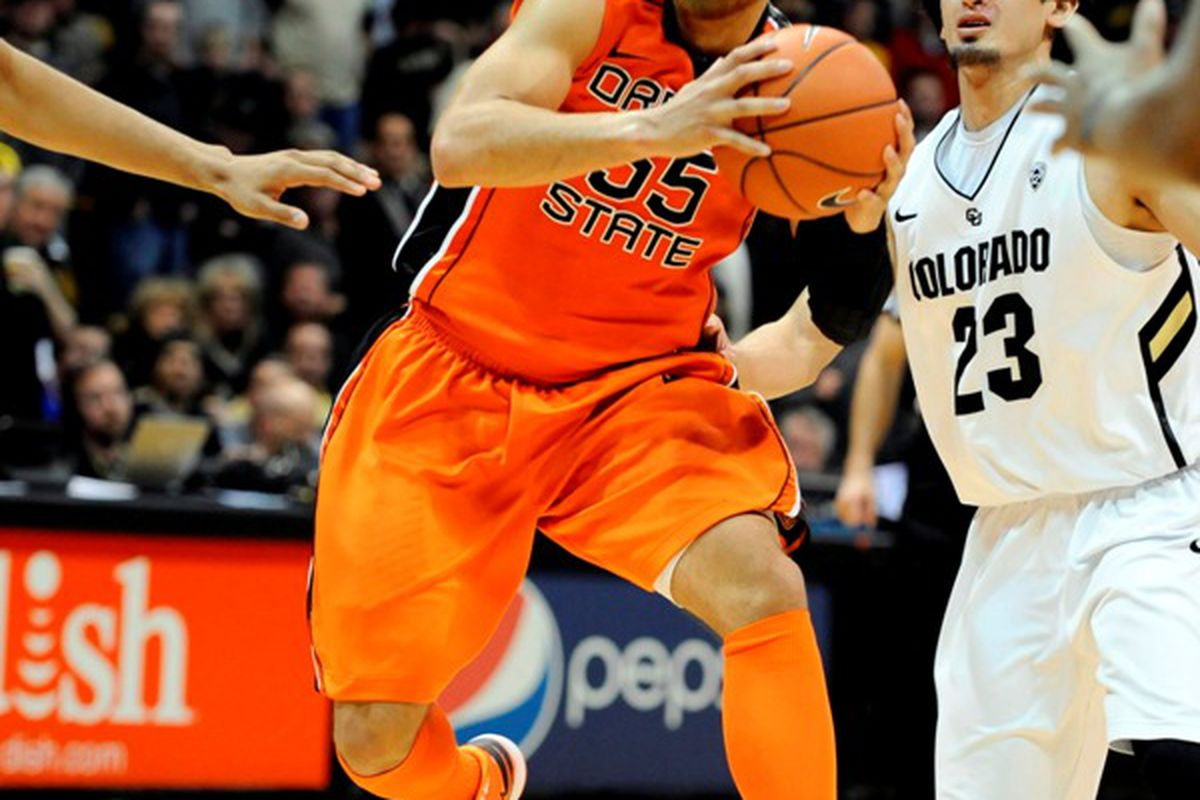 Oregon St.'s Roberto Nelson was instrumental in the Beavers getting their first ever win in Boulder last season. Can he lead Oregon St. to another win over Colorado?