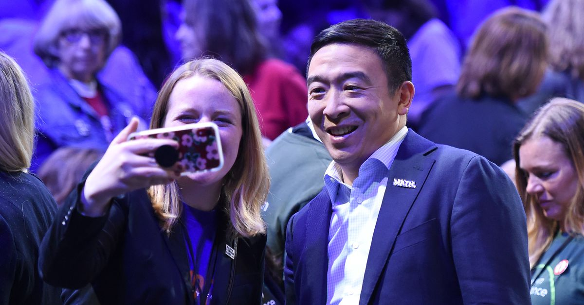 Washington Posts TikTok is courting Julian Castro, Andrew Yang, and...