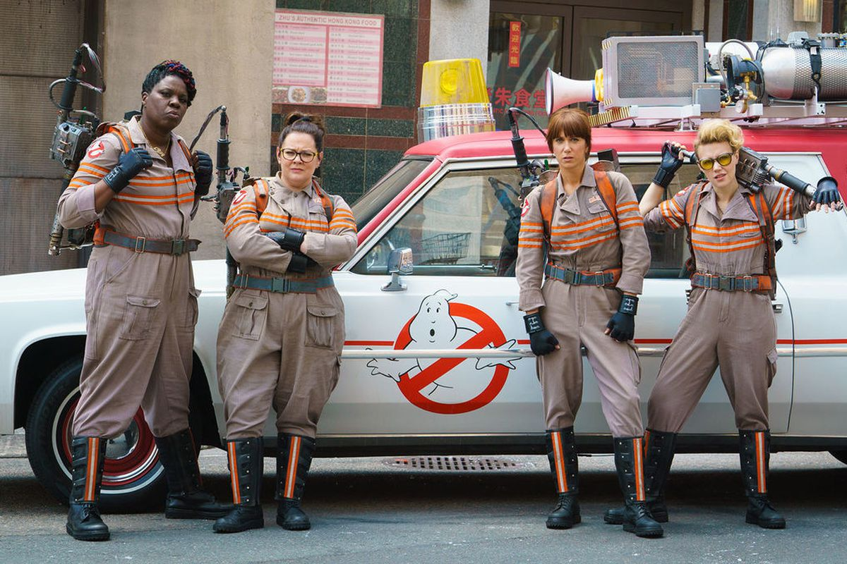 The Ghostbusters Squad