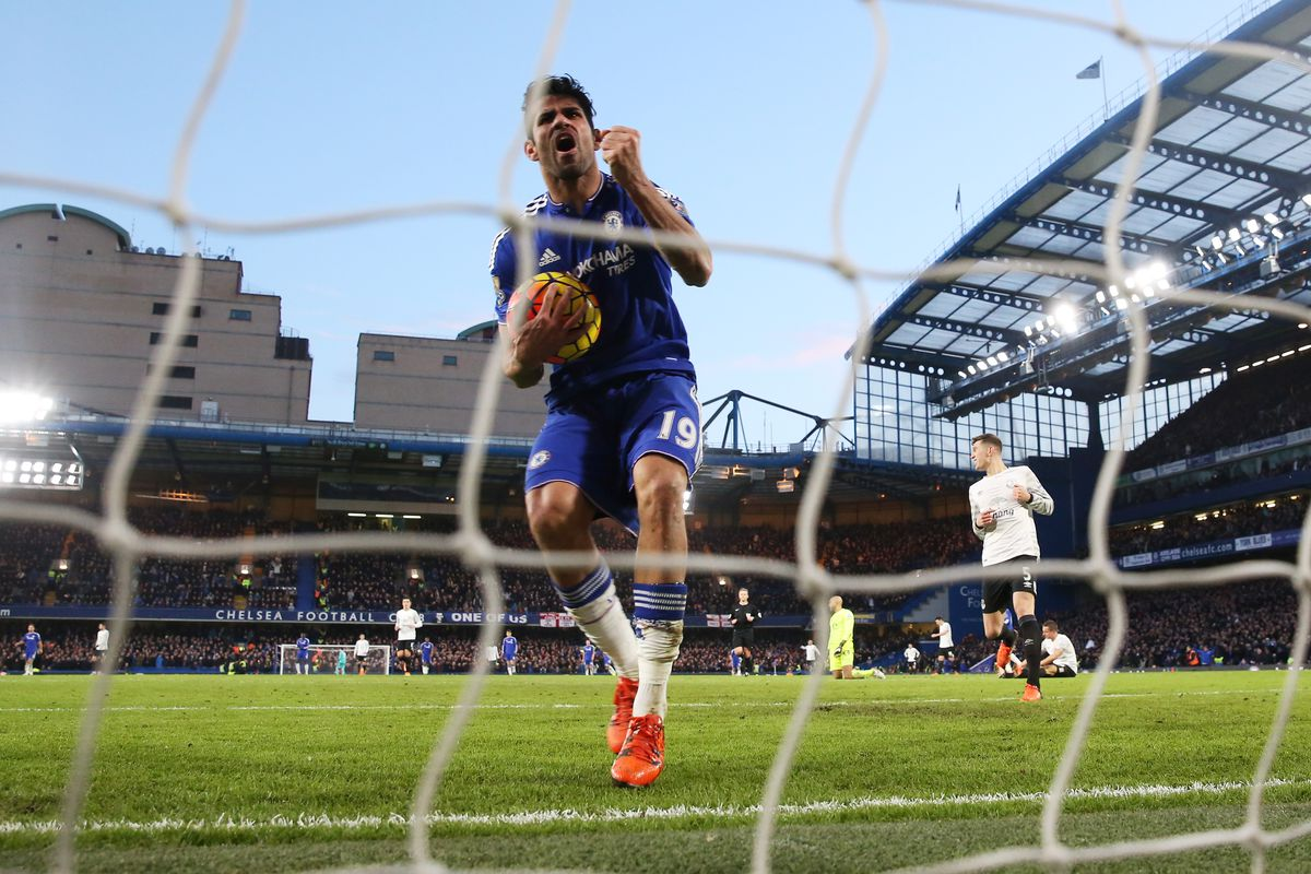 Diego Costa and Chelsea look to keep their run of improved form going against a strong Watford side
