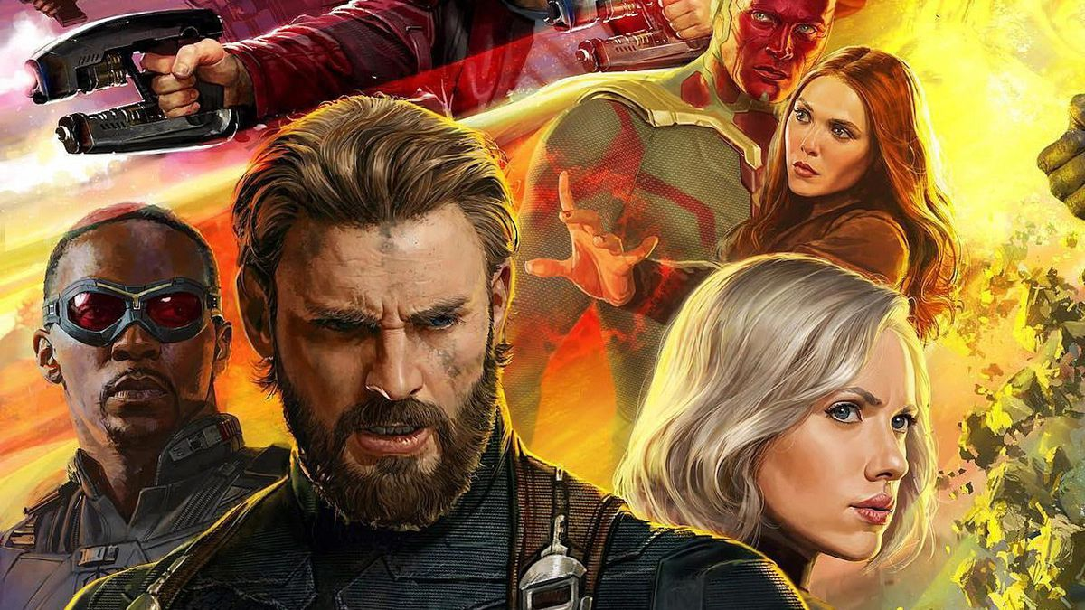 77ea7f0be2b0 The Avengers  Infinity War marathon marks the end of a 10-year ...