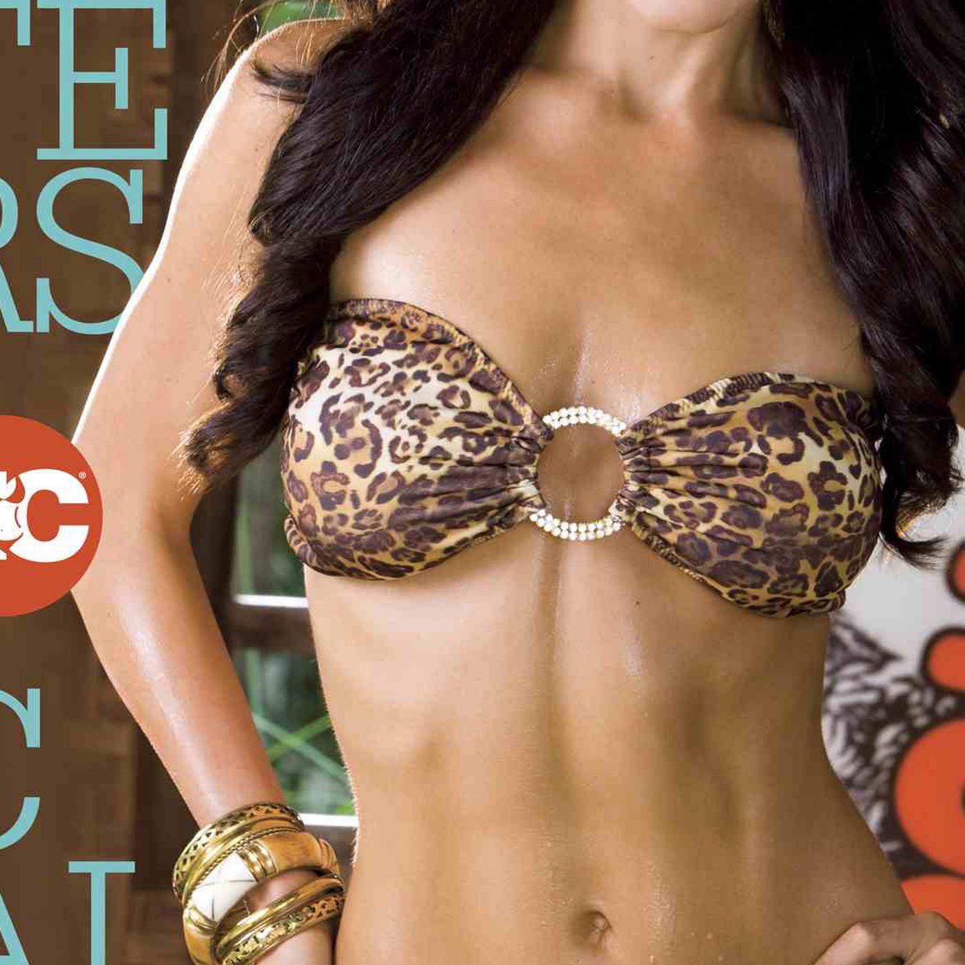 Hooters tn girls big boobs Beauty Secrets Of The Girls Of Hooters 2012 Calendar Edition Racked