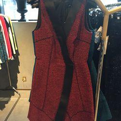V-neck wrap dress, $278 (was $1,850)