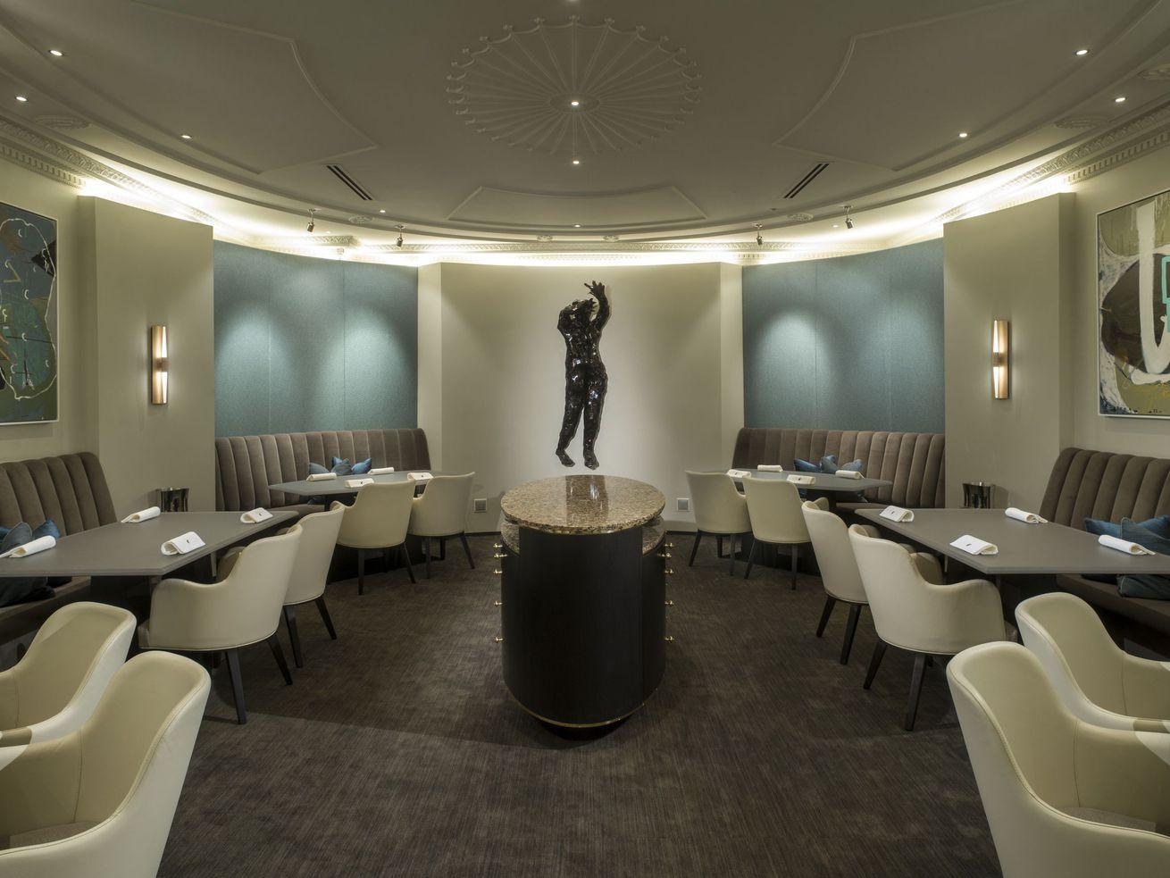 Alinea ranked No. 37 on the 2019 World's 50 Best Restaurant list.