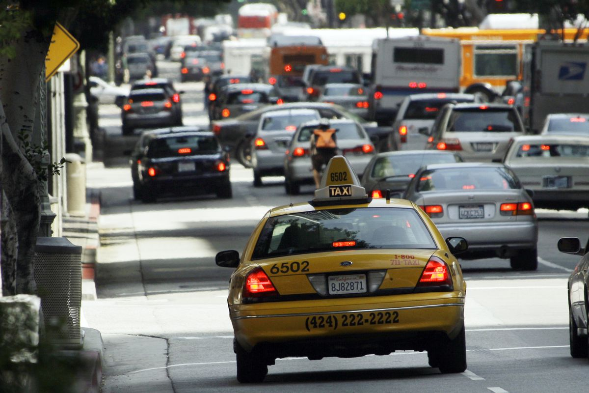 Taxis aren't as affordable, reliable, or equitable as Lyft