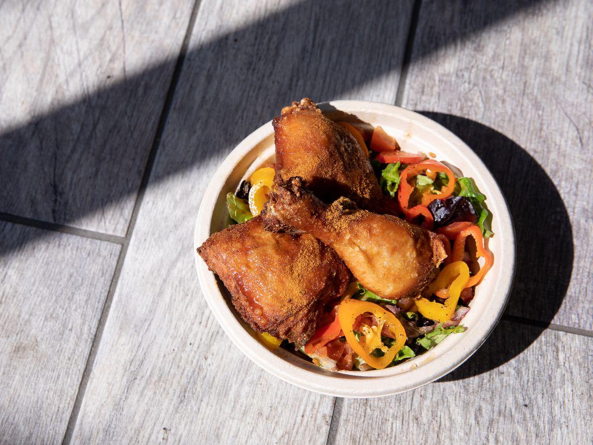 Metro Detroit's Best Fried Chicken, Mapped - Eater Detroit