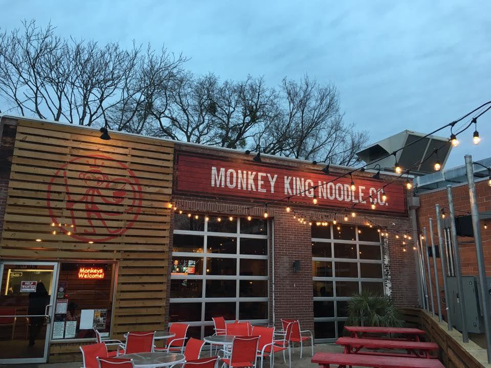 Monkey King Noodle Company Facebook