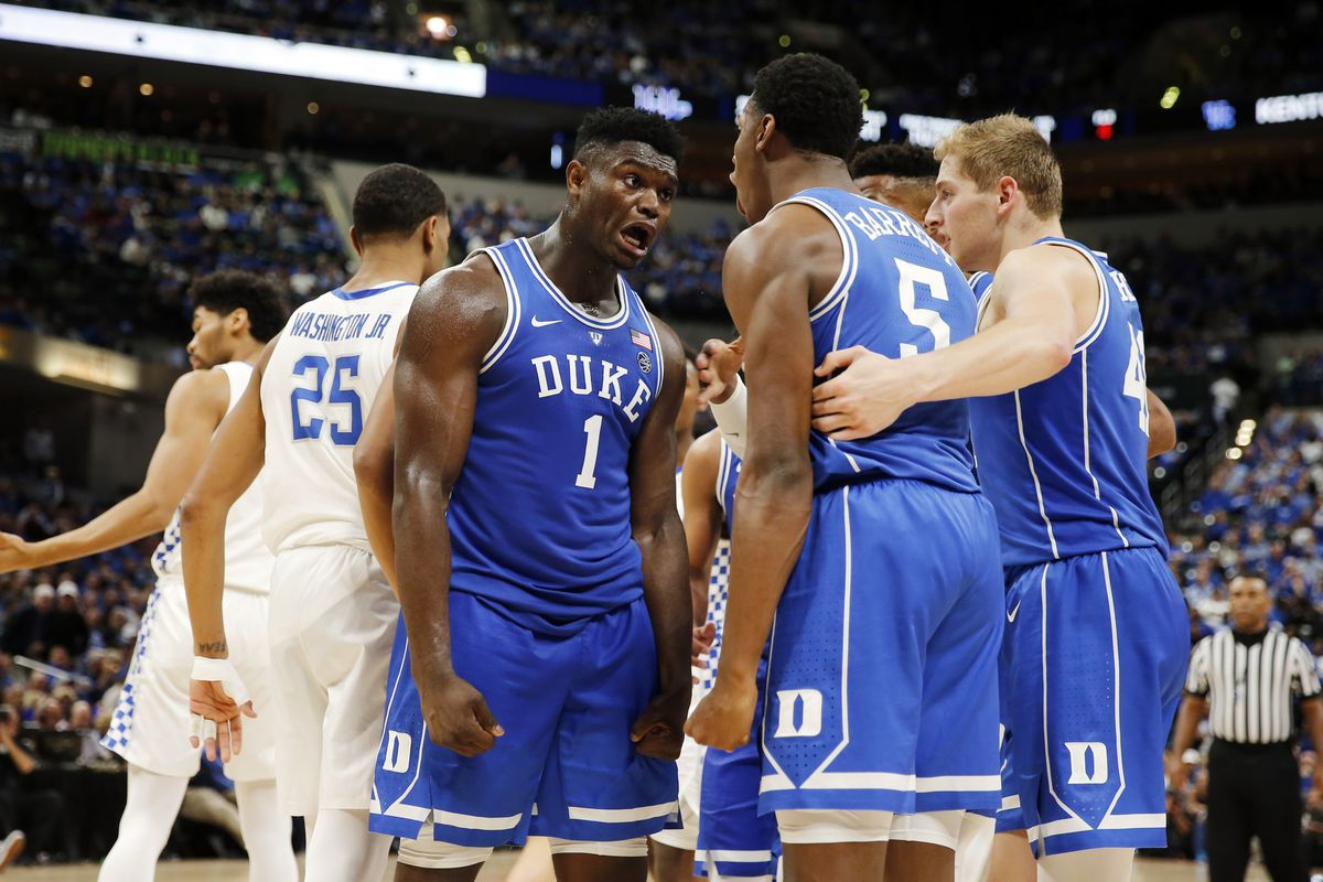 Acc Basketball Rankings Duke Takes Spot At The Helm While Syracuse