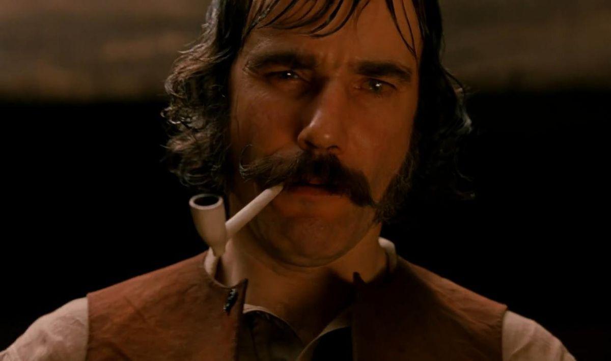 Daniel Day-Lewis as Butcher Bill in Gangs of New York.