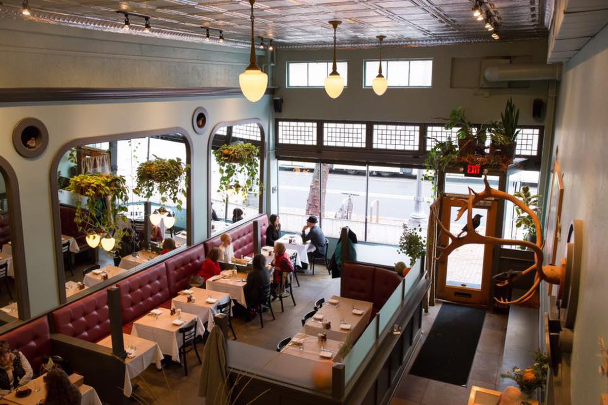 Portland S Little Bird Bistro Reopens With New Cdc Xan