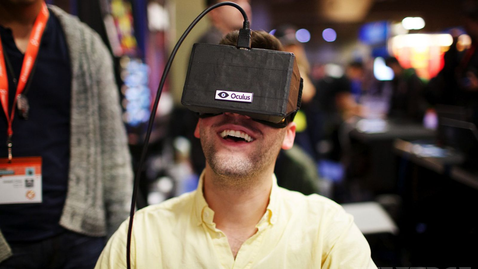 Oculus CEO thinks VR headsets could eventually be free with subsidies
