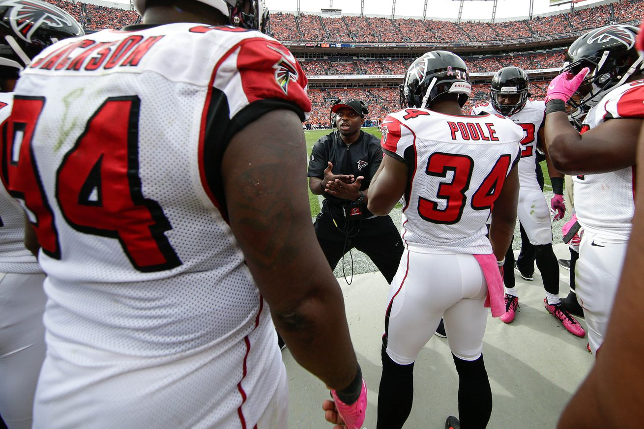 Marquand Manuel seems like an ideal fit for the Falcons defense
