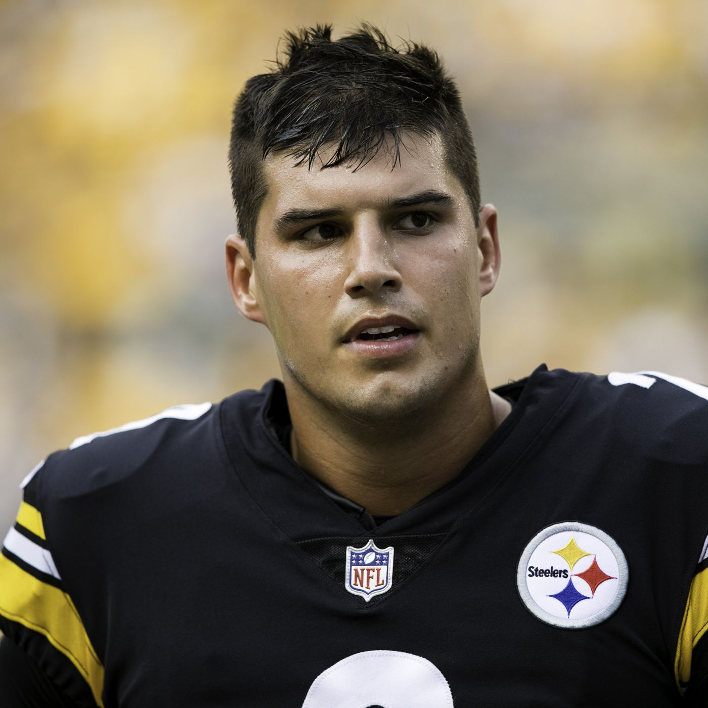 Steelers Qb Mason Rudolph Was Anything But Cool Under Pressure In 2019 Behind The Steel Curtain