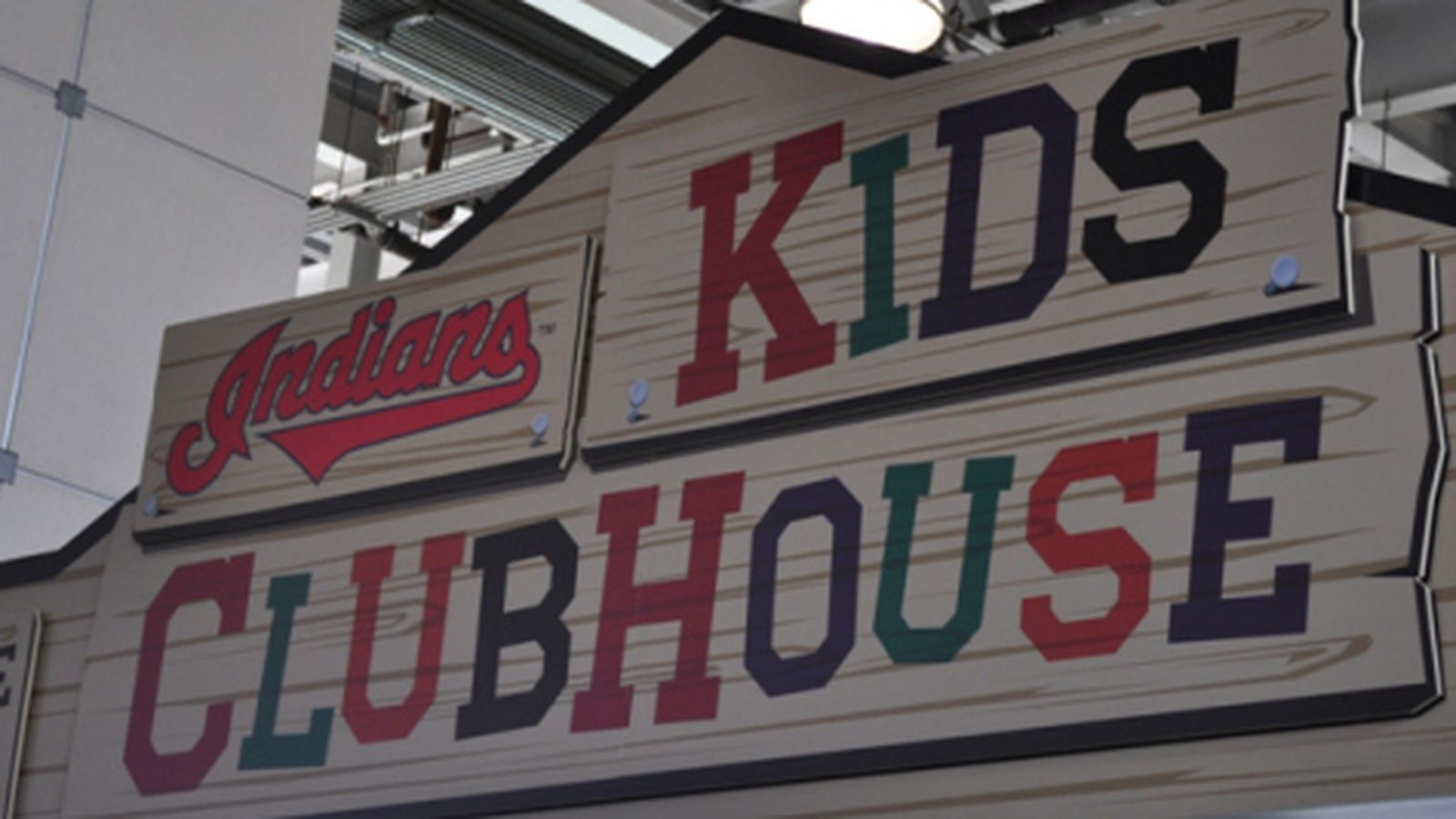 A Look At The Indians Kids Clubhouse Let S Go Tribe