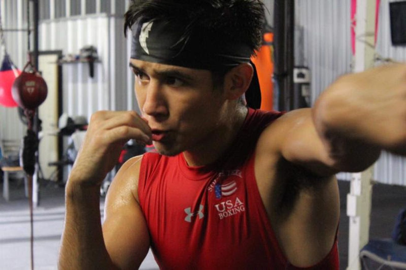 unnamed 2.0 - Prospect Omar Juarez excited for homecoming bout in Texas