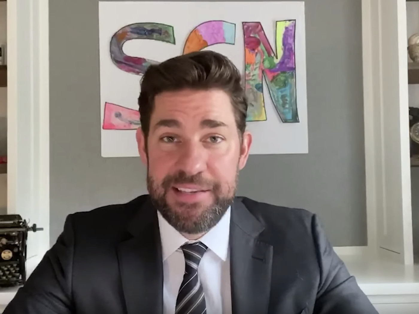 The Office S John Krasinski Launched A Youtube Channel Dedicated