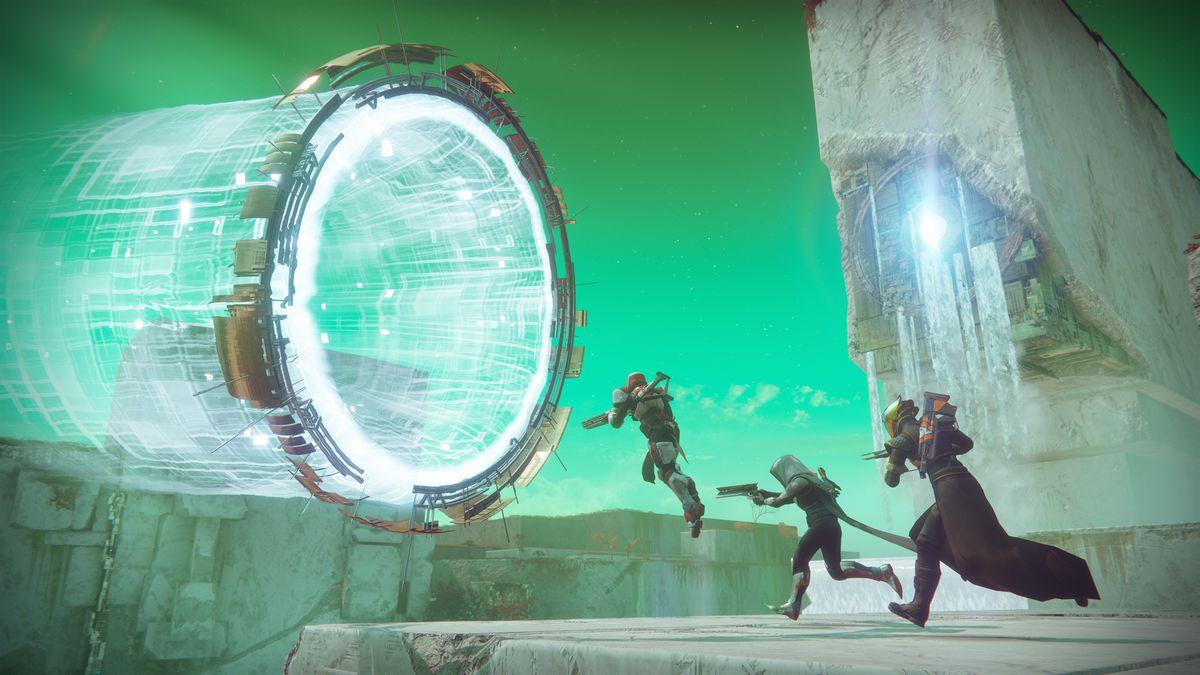 Destiny 2 - The Inverted Spire strike