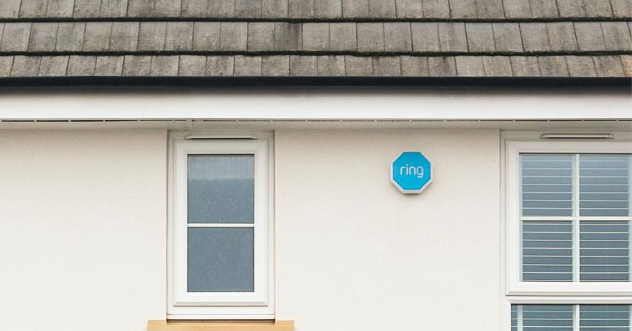 ADT and Ring reach settlement in trademark dispute over octagonal blue signs