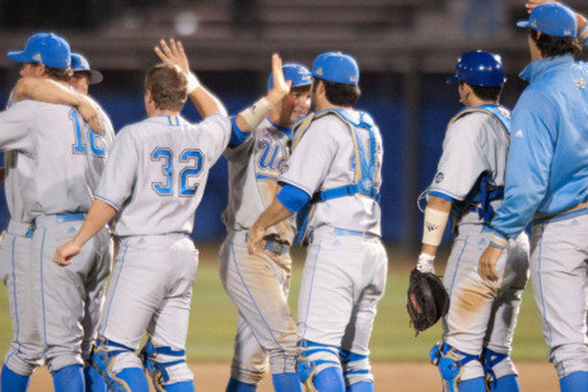Everyone got involved for UCLA as they took down Washington St., 10-3 (Photo Credit: Official Site)