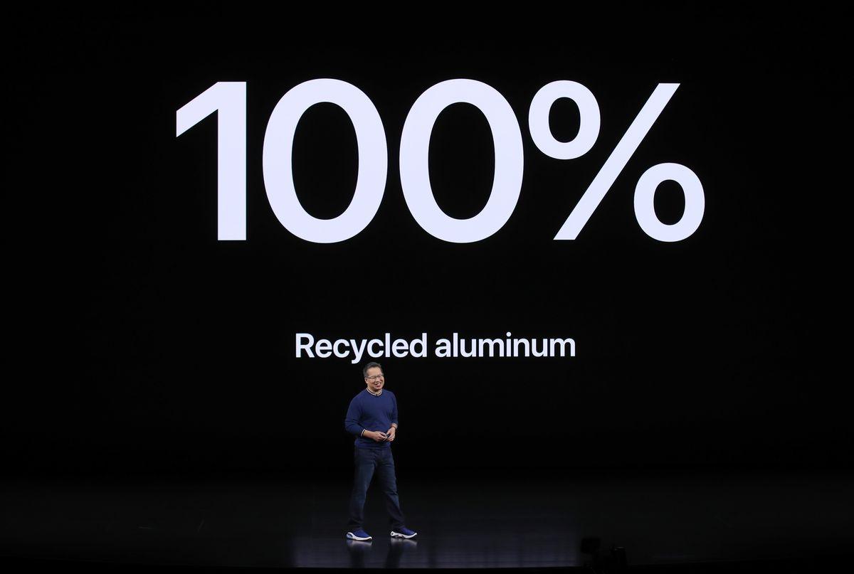 Apple dévoile de nouvelles mises à jour de produits à son siège social de Cupertino