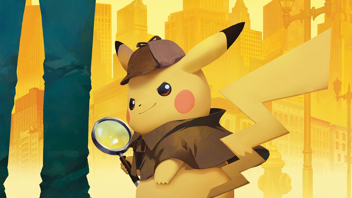 Detective pikachu is the best pok mon game in years polygon - Image pikachu ...