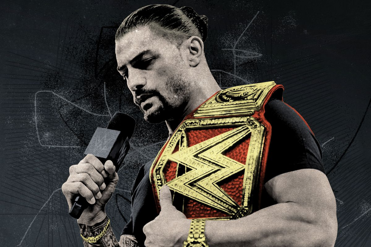 the night roman reigns became joe anoa i the ringer