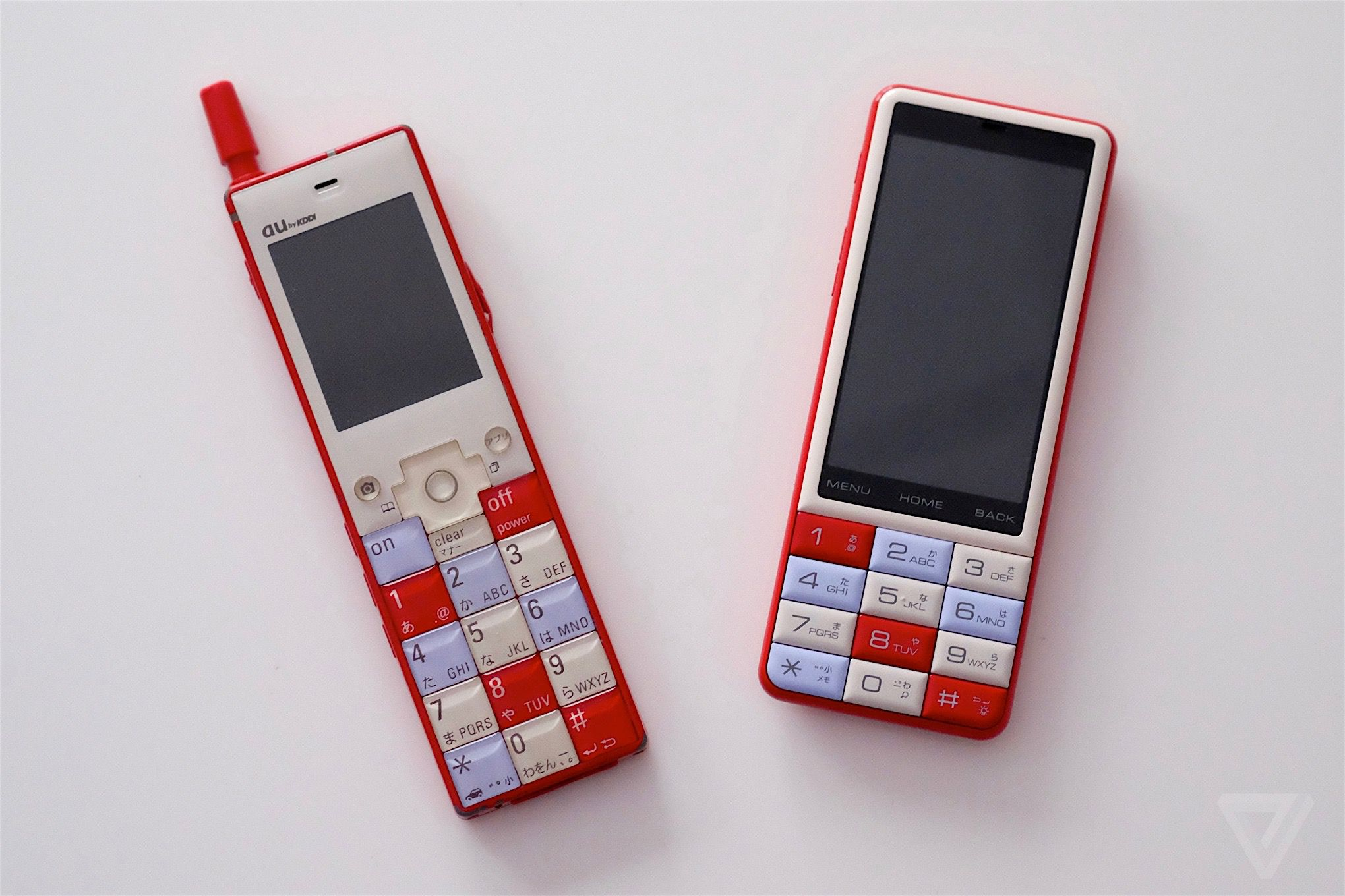 Tokyo Thrift: Infobar is the most beautiful series of phones