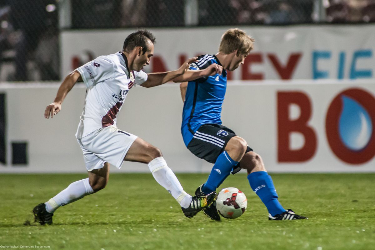 Tommy Thompson puts the moves on his former teammates in Sacramento