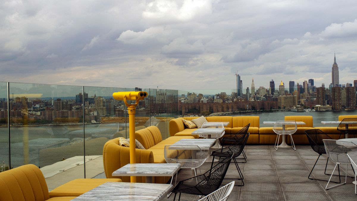 Can Westlight Break The Rooftop Bar Curse Eater Ny
