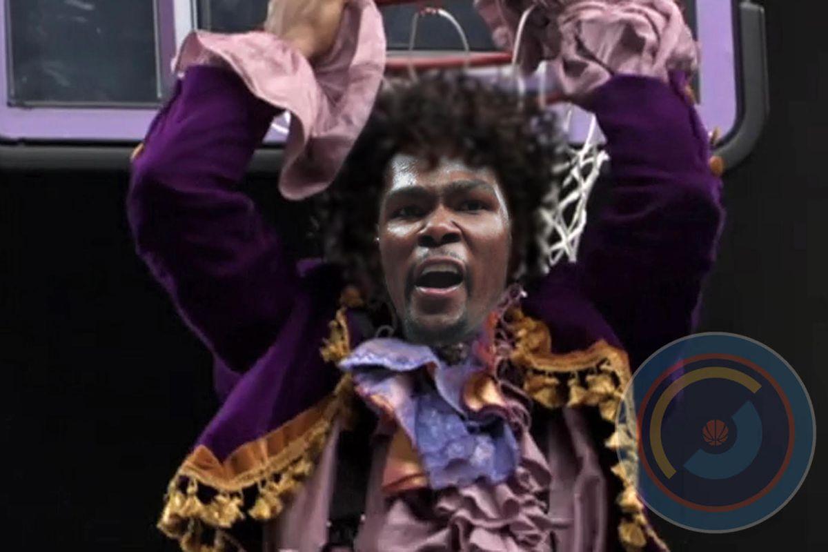 Game. Blouses. RIP, sweet Prince.
