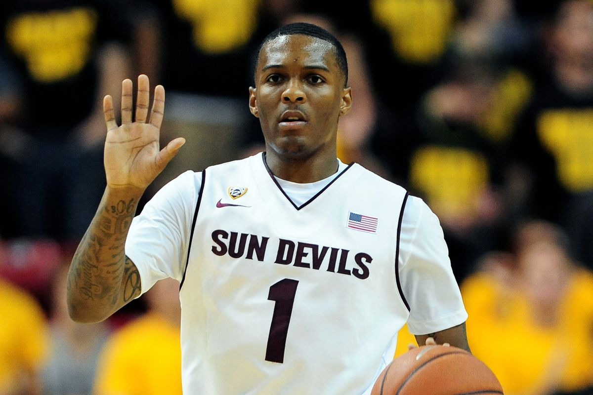 Jahii Carson has quickly developed into the top scoring force on this Sun Devil team.