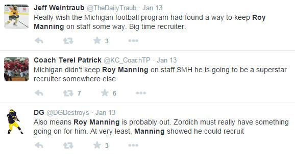 Roy Manning Twitter