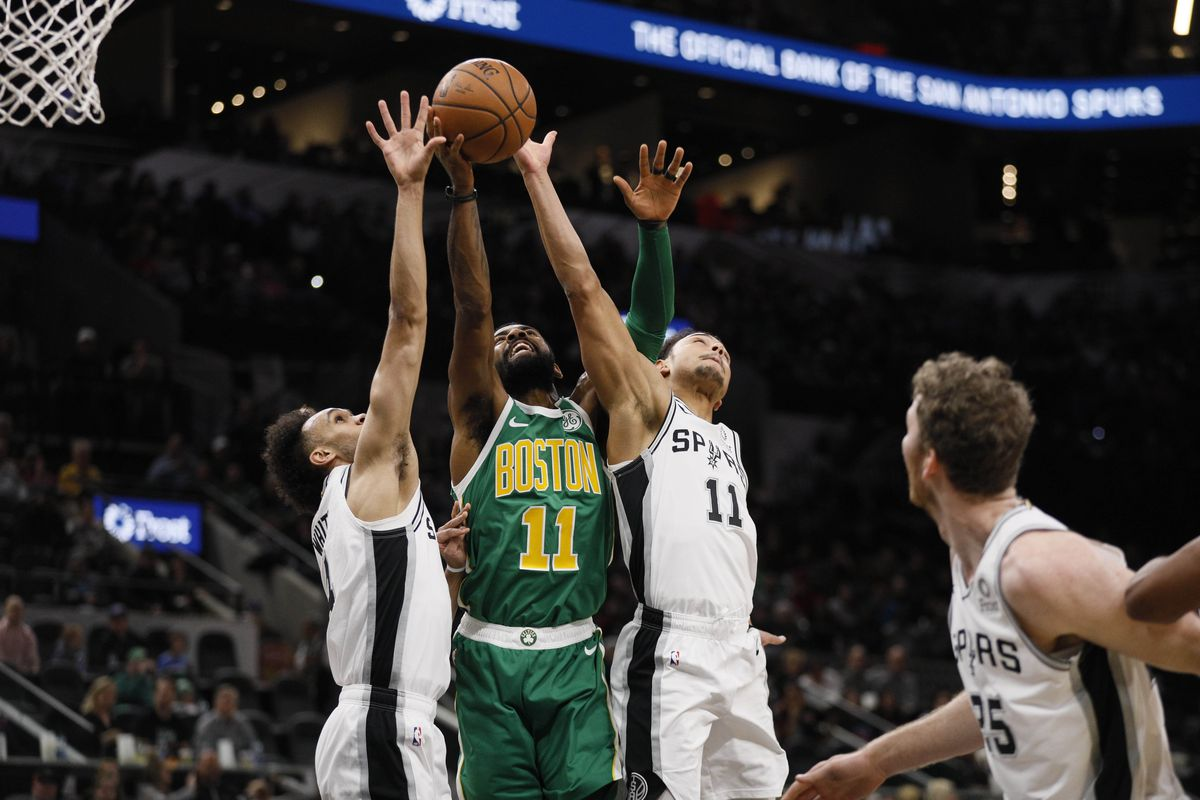 What we learned from the Spurs win over the Celtics - Pounding The Rock 238ced1fb