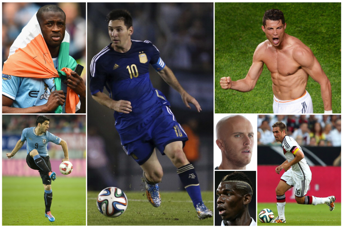 The World Cup s 9 most exciting players 952b3c7c6