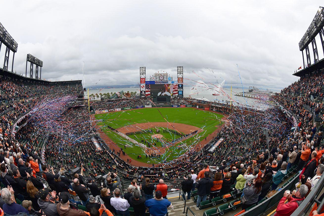 Tampa Bay Rays v San Francisco Giants