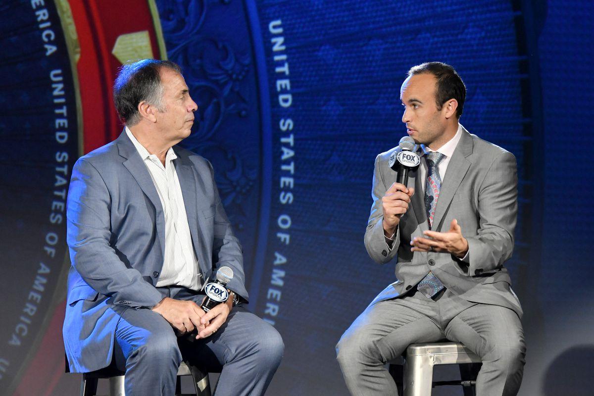 FOX Sports 2018 FIFA World Cup Celebration