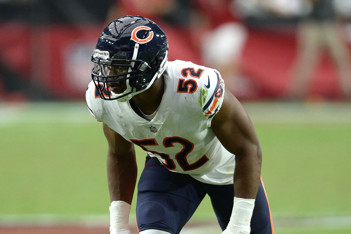 a586d3556 Another game ball for the Bears  Khalil Mack - Windy City Gridiron