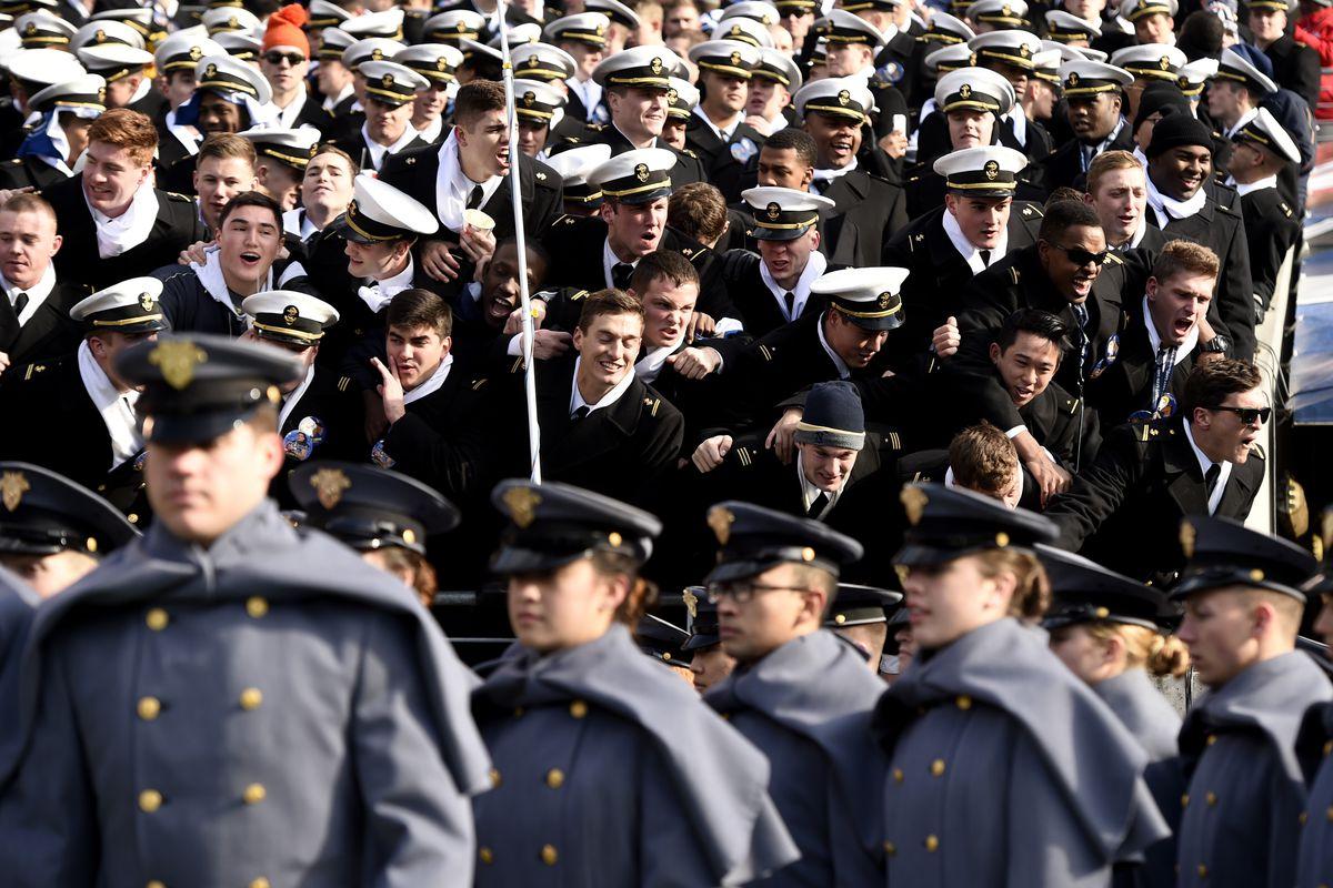 NCAA Football: Army vs Navy