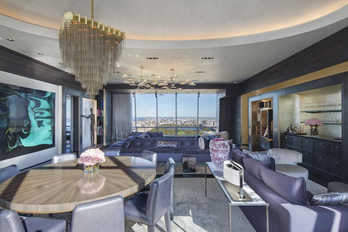 buyer of oil tycoon u0026 39 s foreclosed one57 penthouse outed