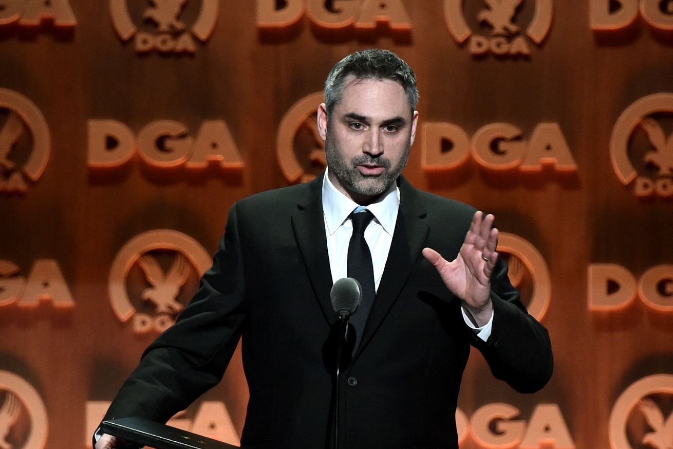 fx picked up annihilation director alex garland s next project for a series